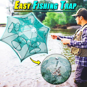 Easy Fishing Trap