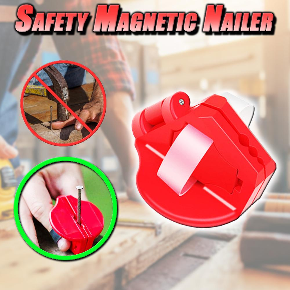 Safety Magnetic Nailer