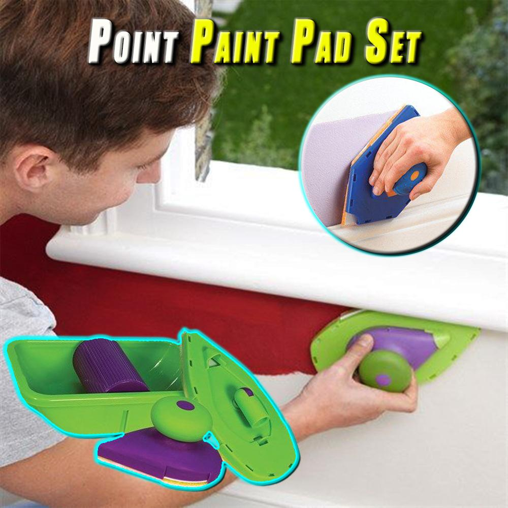 Point Paint Pad Set