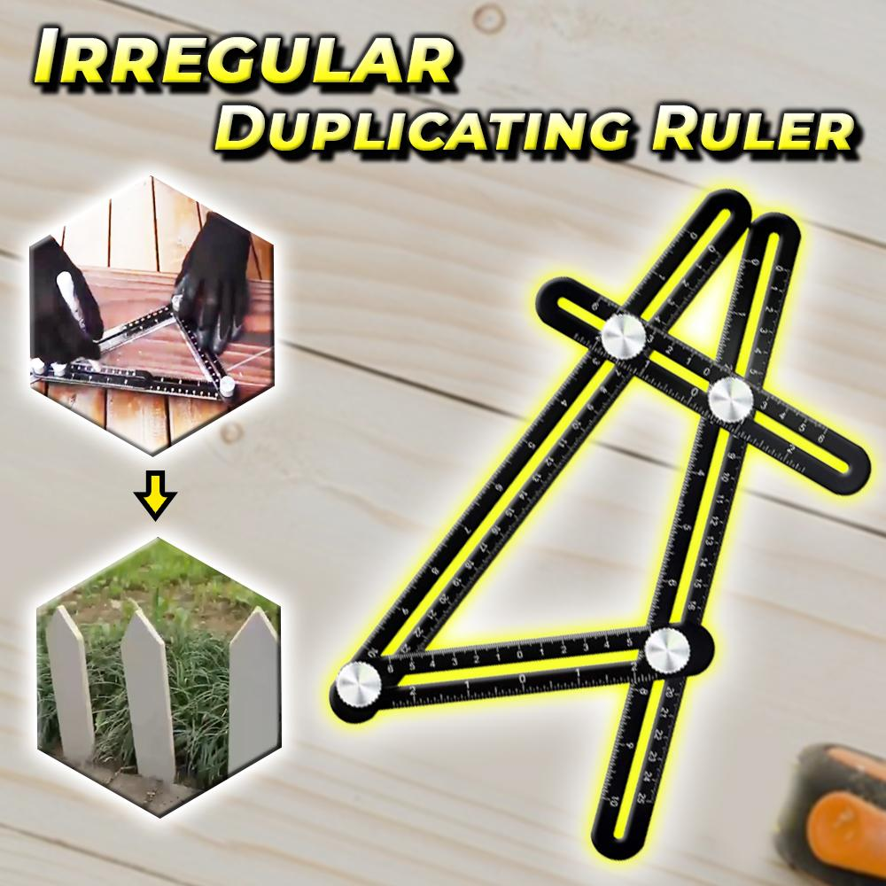 Irregular Duplicating Ruler