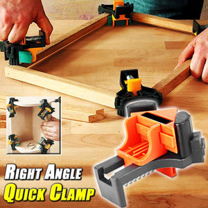 Right Angle Quick Clamp