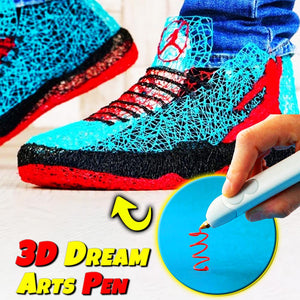 3D Dream Arts Pen