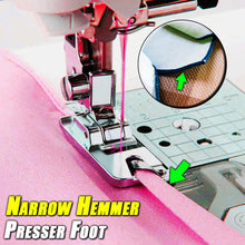 Load image into Gallery viewer, Narrow Hemmer Presser Foot