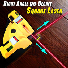 Load image into Gallery viewer, Right Angle 90 Degree Square Laser