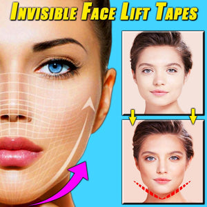 Invisible Face Lift Tapes