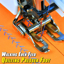 Load image into Gallery viewer, Walking Even Feed Quilting Presser Foot