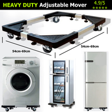 Load image into Gallery viewer, Heavy Duty Adjustable Mover
