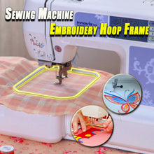 Load image into Gallery viewer, Sewing Machine Embroidery Hoop Frame