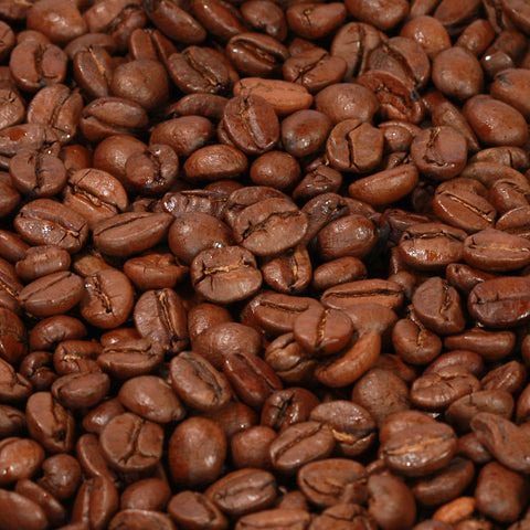 1 kilo black bag of Coffee Care's Costa Rica Coffee Beans. Freshly roasted Costa Rica Coffee