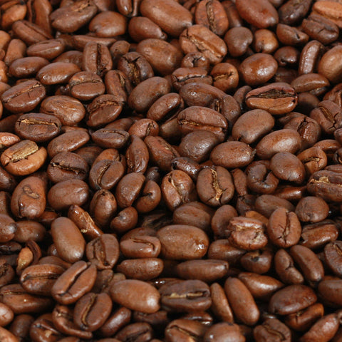 1 kilo black bag of Coffee Care's Mocha Coffee Beans. Freshly roasted Yemen Coffee