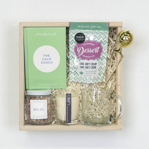 Rest and Relaxation Corporate Gift Box