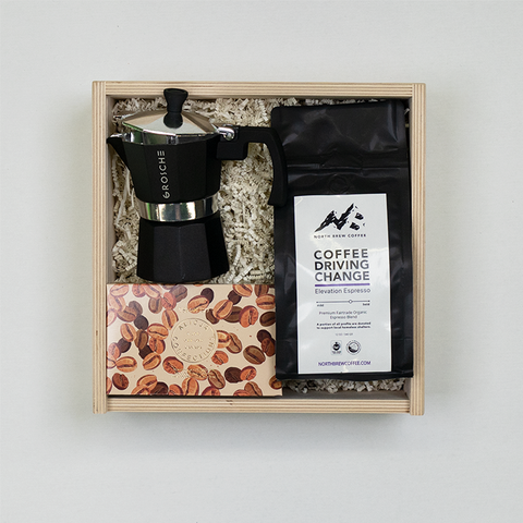 Coffee Lover Corporate Gift Box