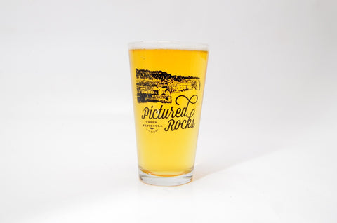 U.P. Natural Landmarks Pint Glass Set
