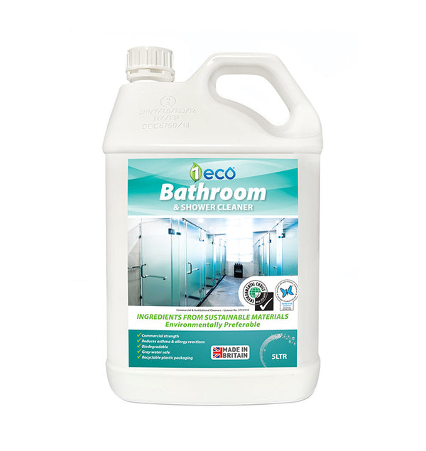 Bathroom & Shower Cleaner Concentrate 5L