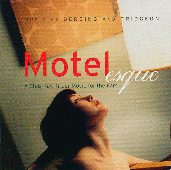 Motelesque: Motel Fetish Soundtrack CD