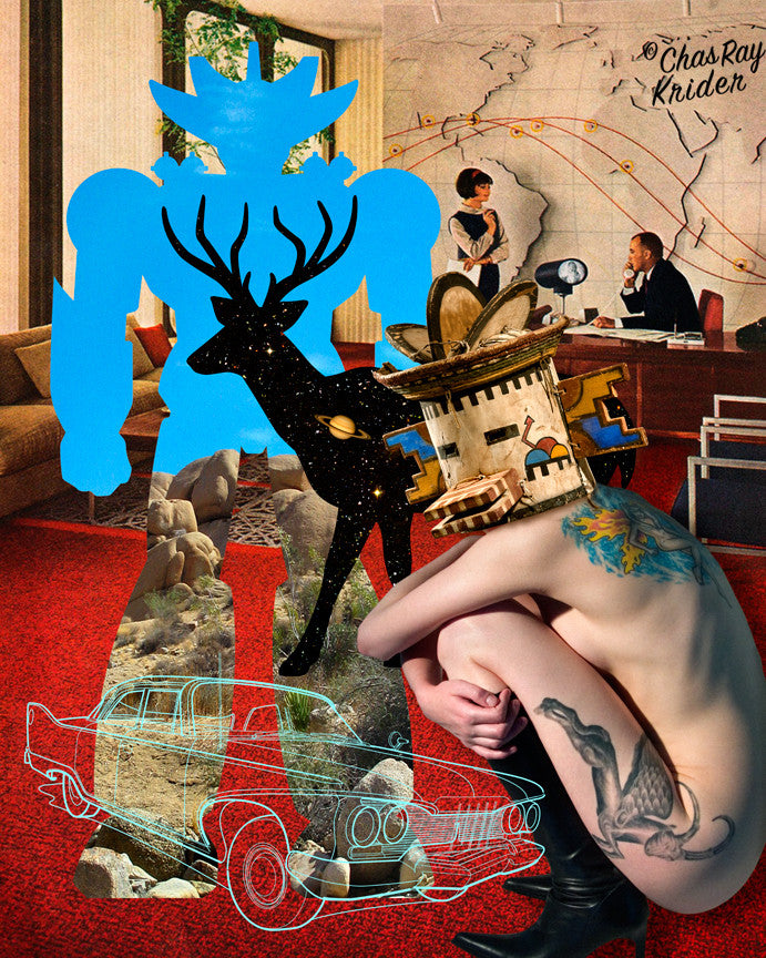 Collage: The Theory of Irrelativity