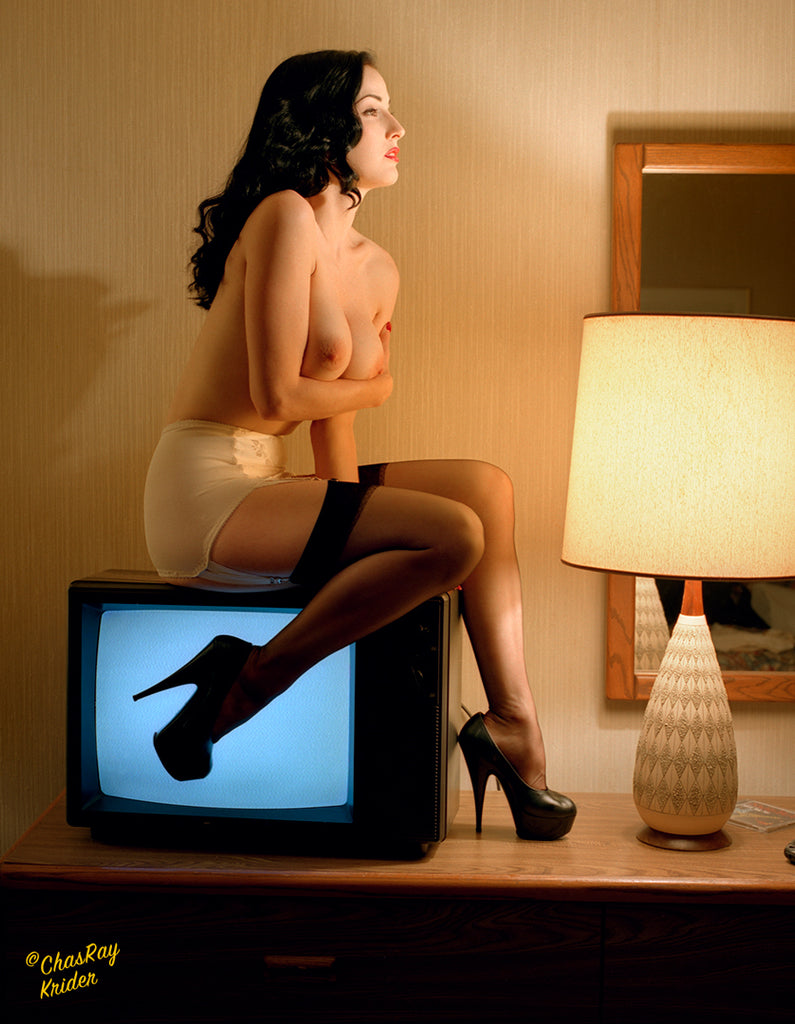 Dita, on TV #1