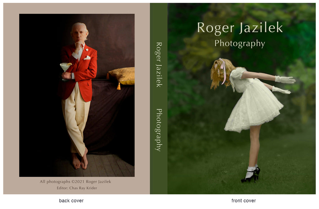 Book: Roger Jazilek ~ Photography