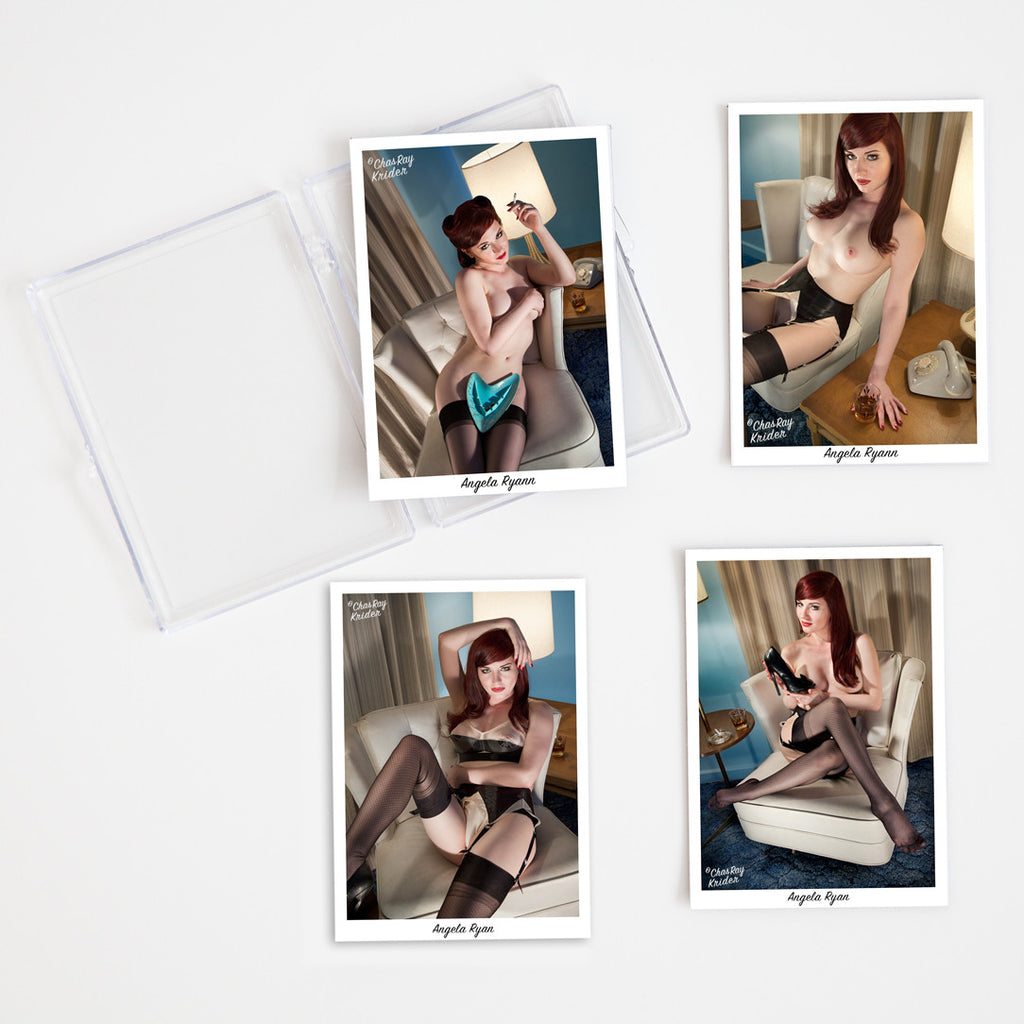 Photo Magnets: Angela Ryan Set No.1