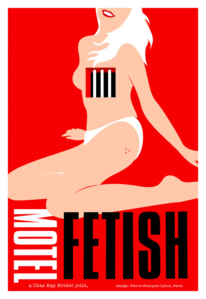 Motel Fetish Poster