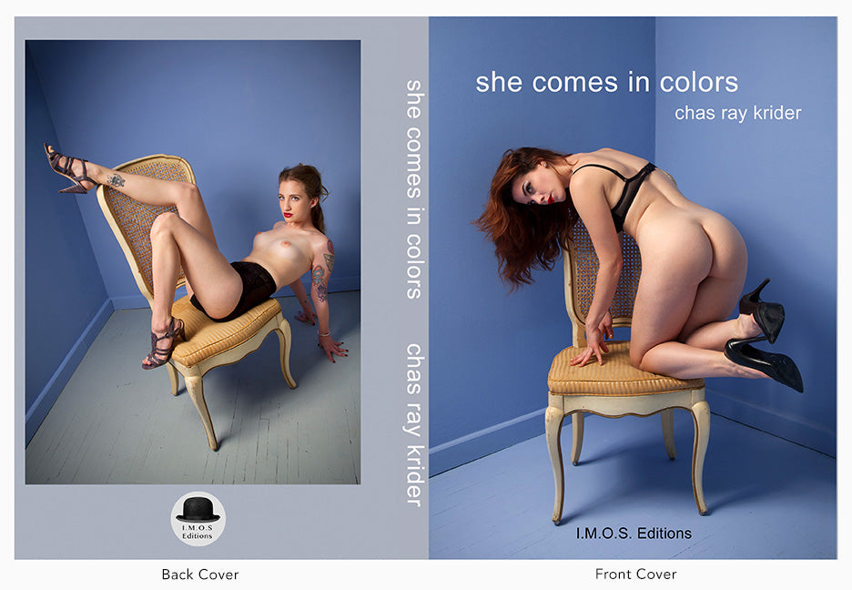 Book: she comes in colors