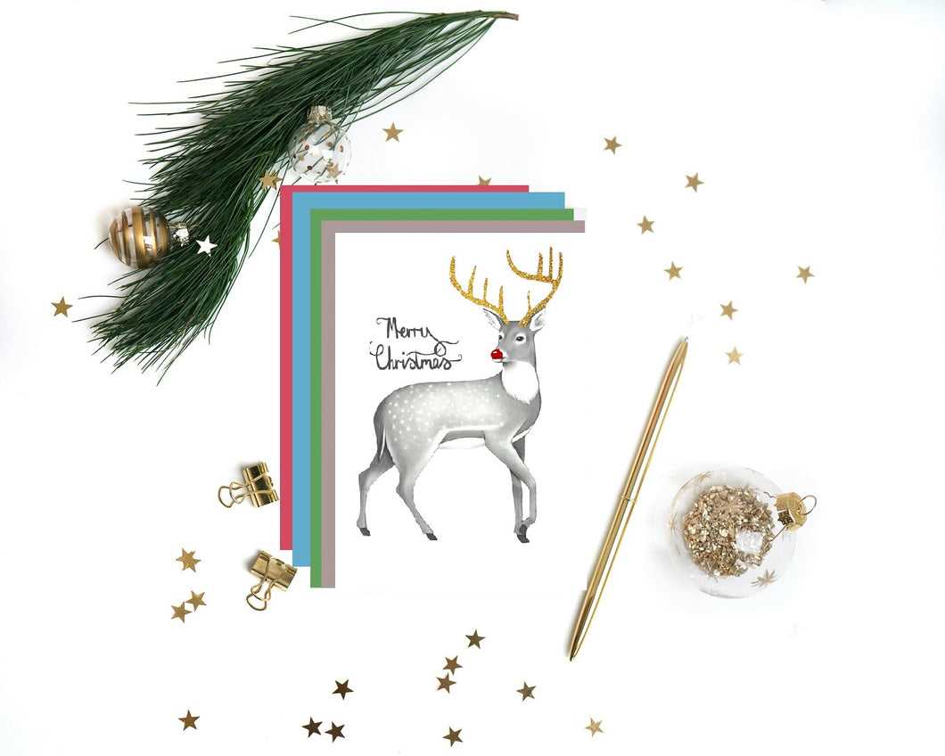 Christmas Card bundle - 5 for $15