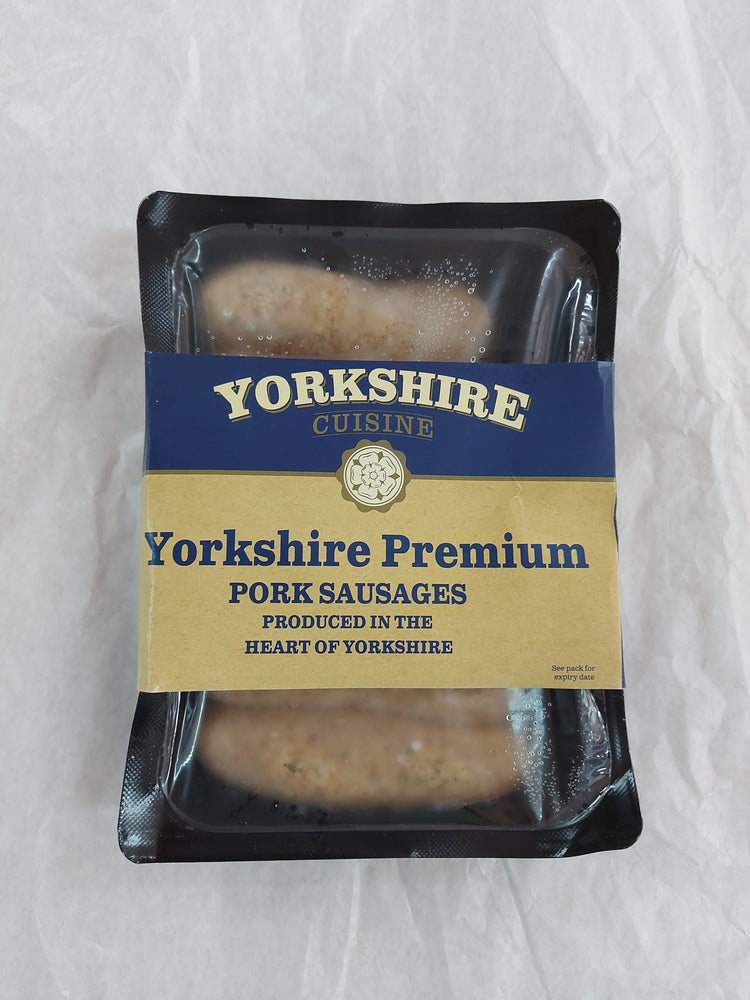 UK Yorkshire Premium Pork Sausage (6pcs)
