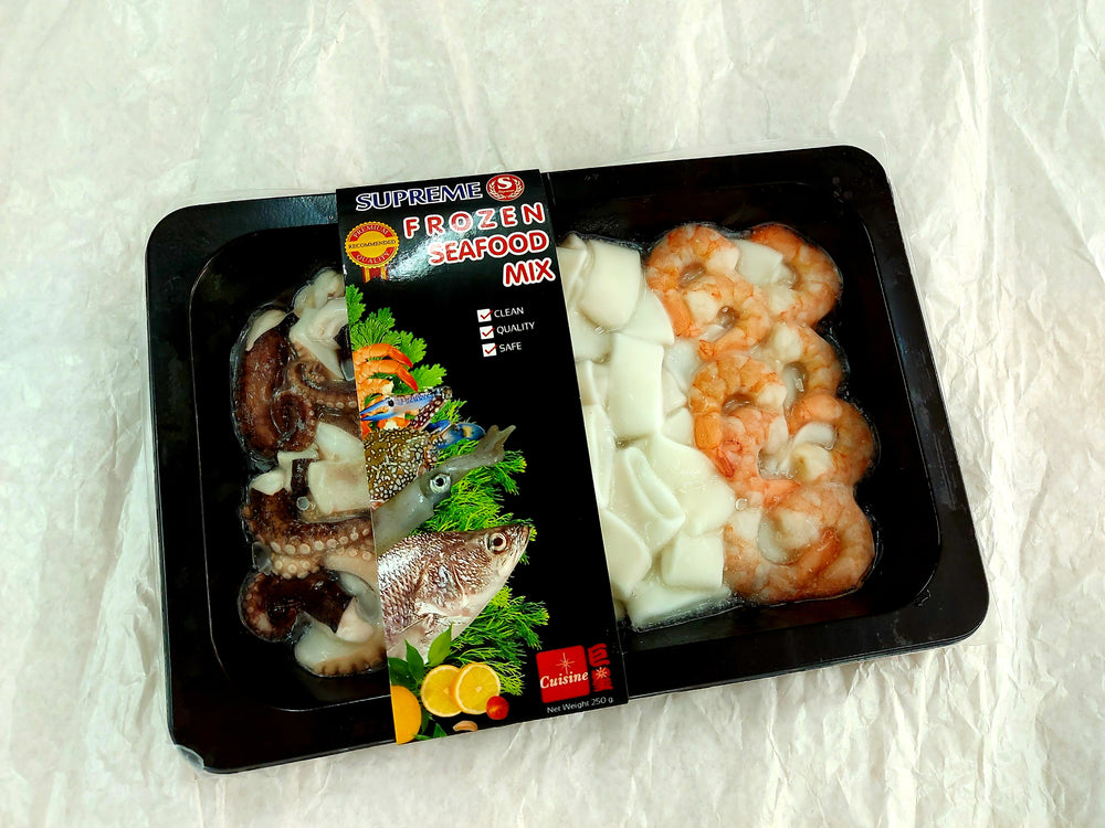 Thai Seafood Mixed (250g)