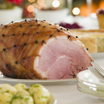 Thai Cooked Smoked Boneless Gammon Ham (approx 2kg)