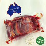 Australian Midfield Grass Fed Beef Cheek Stew Halal