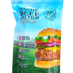New Zealand Taylored Foods Grass Fed 85% Lean Angus Beef Burgers (4 pcs)