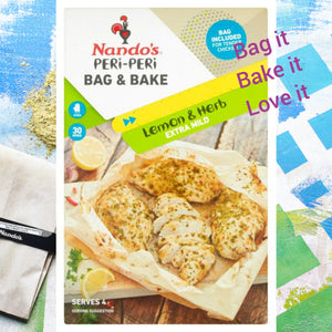 Nando'S Peri-Peri Bag and Bake Lemon & Herb (20 g)