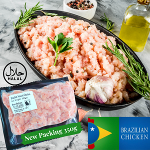 Brazilian 95% Lean Minced Chicken (350g)