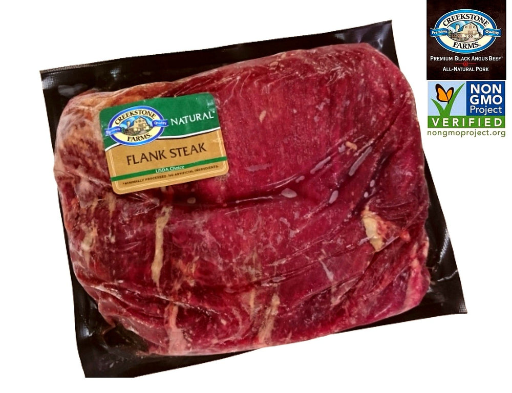 USA Creekstone Farms Premium Angus Beef Flank Steak