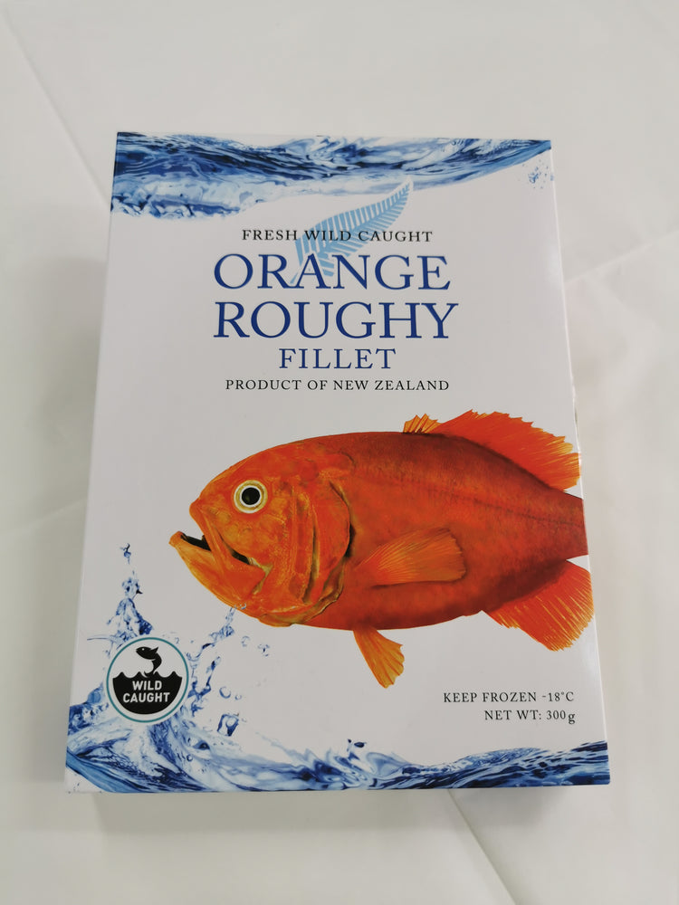 New Zealand Wild Orange Roughy Fillet (300g)