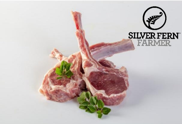 New Zealand Grass Fed Lamb Chop (5-7pcs)