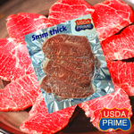 USA Prime Beef Top Blade Slices Korean BBQ 5mm (300g)