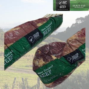 New Zealand Silver Fern Farm Grass Fed Beef Tenderloin (Sell in Half)