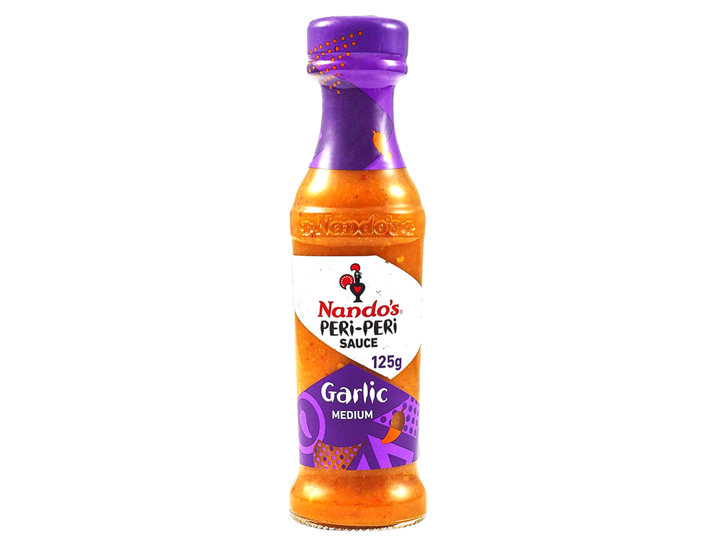 South Africa Nando's Peri Peri Sauce Garlic (125g)