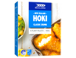 New Zealand Hoki Fillet With Crumb (6pcs)