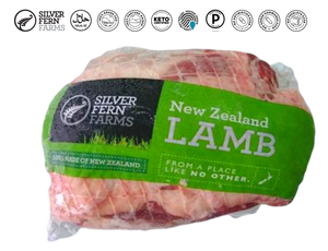 New Zealand Silver Fern Farms Boneless Grass Fed Lamb Shoulder
