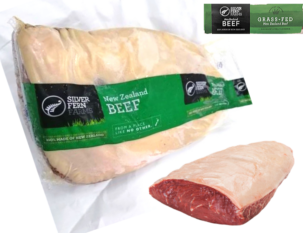New Zealand Silver Fern Farms Top Grade Grass Fed Beef Rump Cap (Picanha)