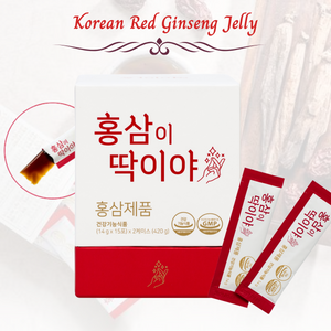 ILHWA Perfect Korean Red Ginseng Jelly