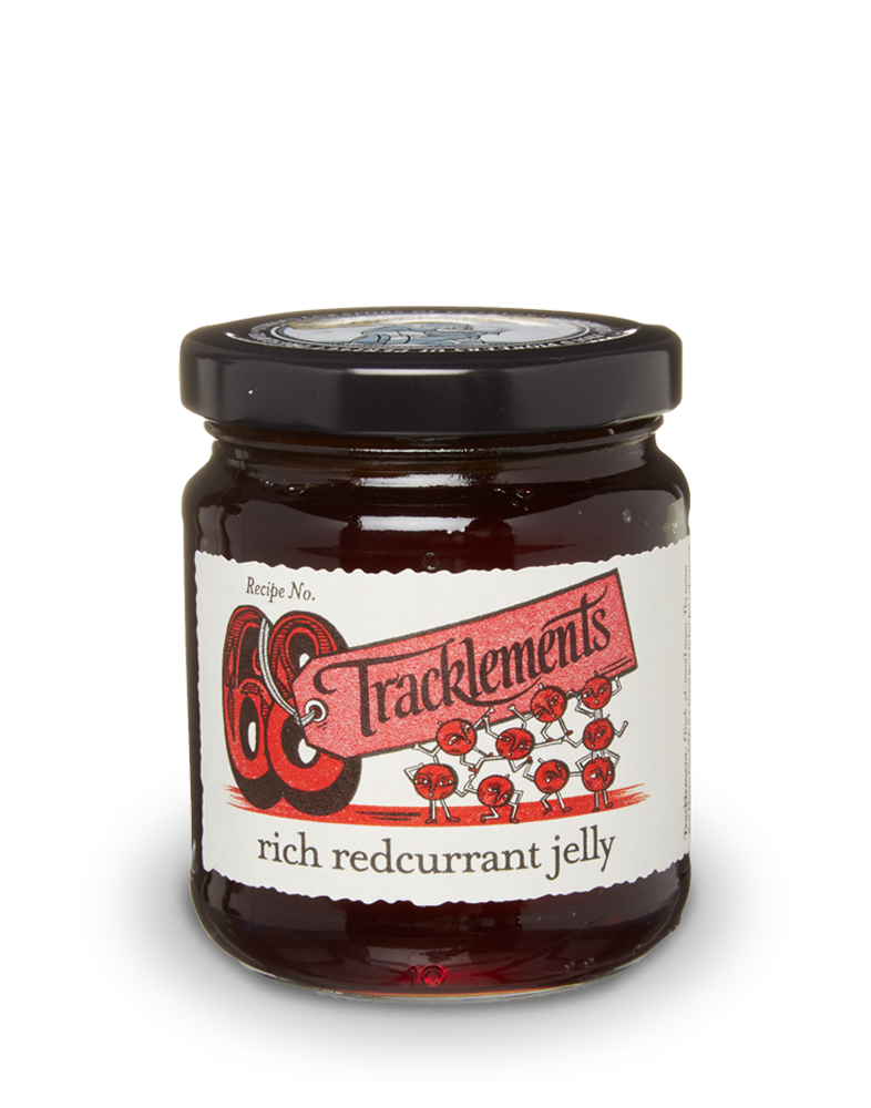 UK Tracklements Rich Redcurrant Jelly (250g)