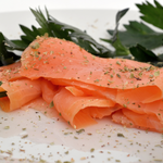 Norwegian Smoked Salmon (200g)