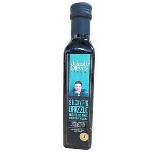 Italian Jamie Oliver Sticky Fig & Balsamic Drizzle (250 ml)