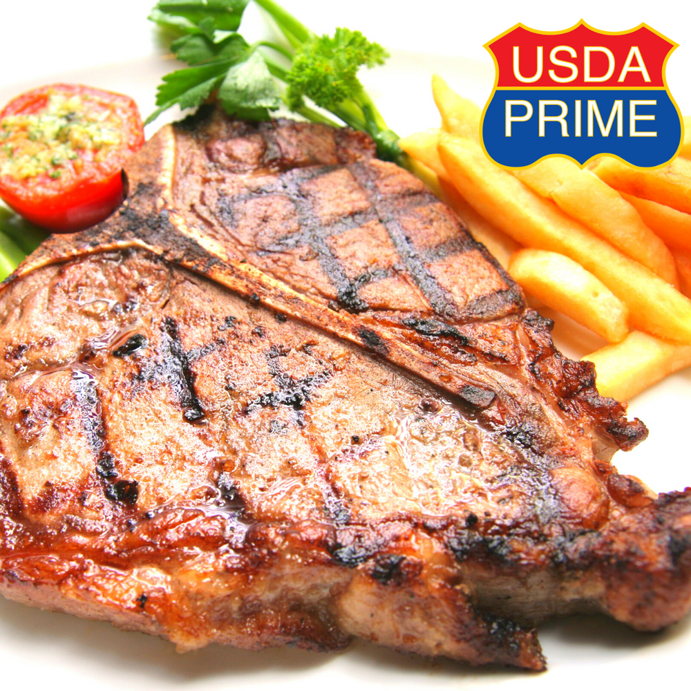 US Prime Beef T-Bone Steak