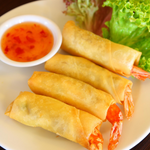 Thai CP Pastry Wrapped Prawns (Spring Rolls)