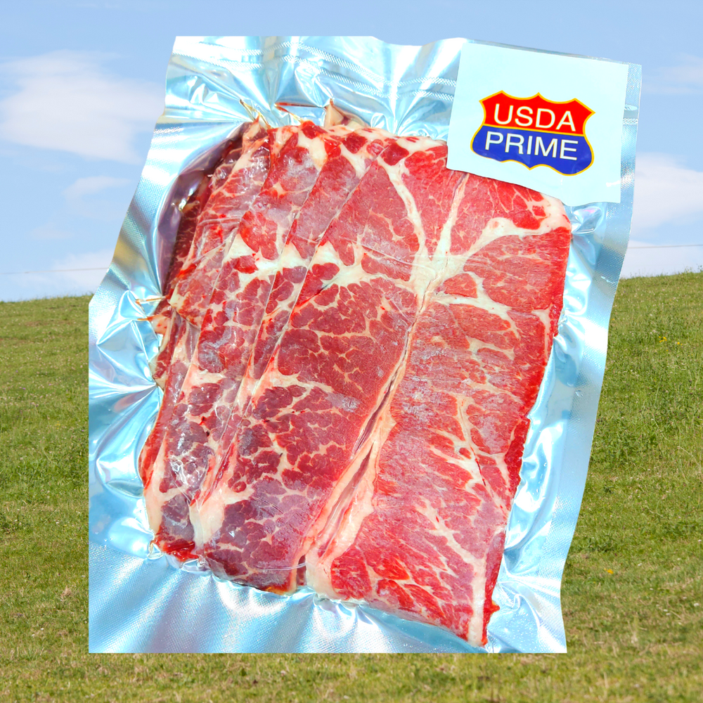 USA Prime Beef Chuck Thin Slices 3mm (300g)