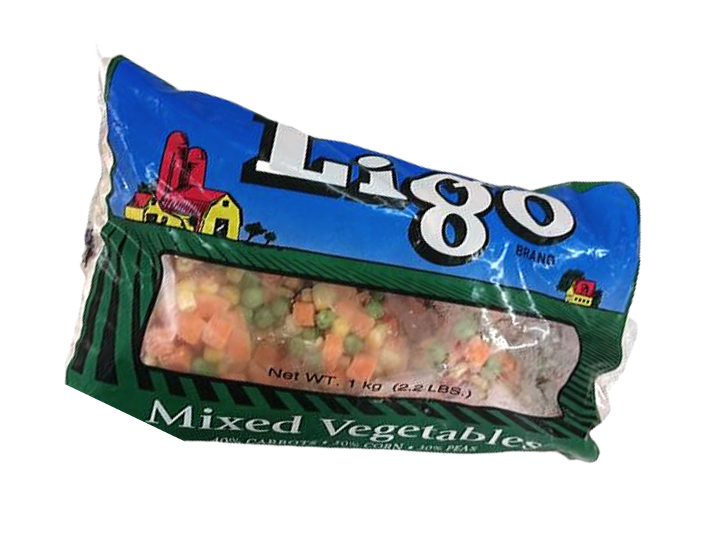 US Mixed Vegetables (1kg)